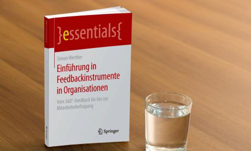 Feedbackinstrumente im Unternehmen: Springer essential von Simon Werther erschienen