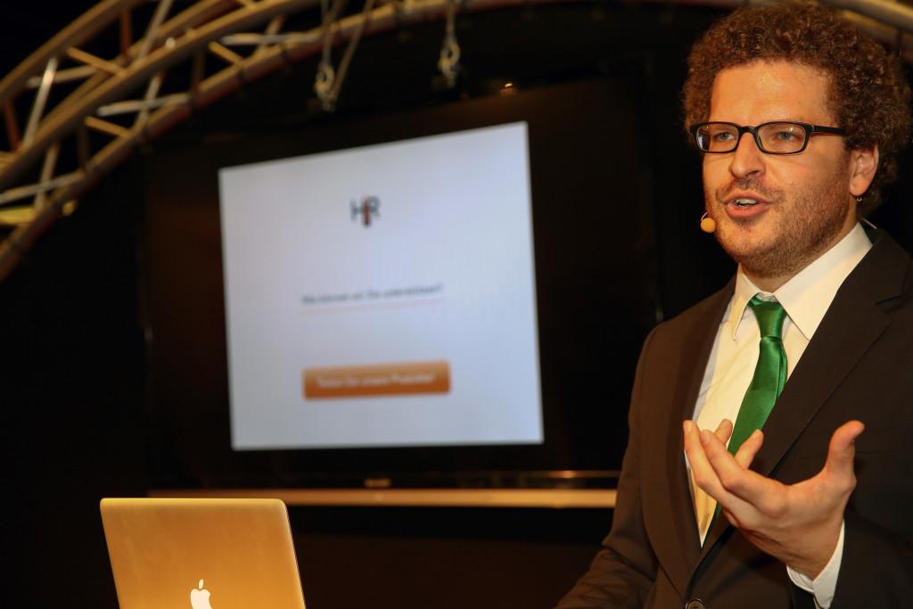 Vorträge von HRinstruments auf der Zukunft Personal zu Arbeiten 4.0