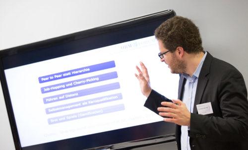 Rückblick auf die Tagung Führungskräfteentwicklung im HRM Forum Berlin