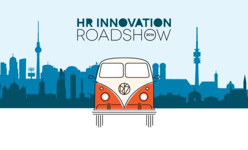 Pressemitteilung zum erfolgreichen Auftakt der HR Innovation Roadshow am 14. Juni in München