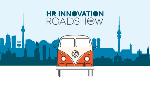 HR-Trends 2017 auf der HR Innovation Roadshow