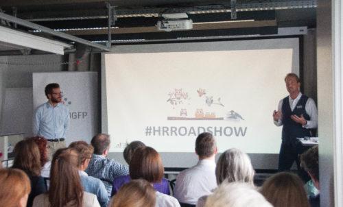 Digitale Ideen auf Tour – Pressemitteilungen zur HR Innovation Roadshow