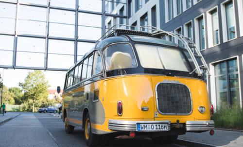 HR Expedition startet im Juli in München