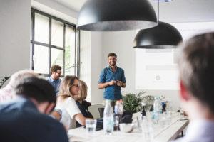 New Work bei HR Startups erleben