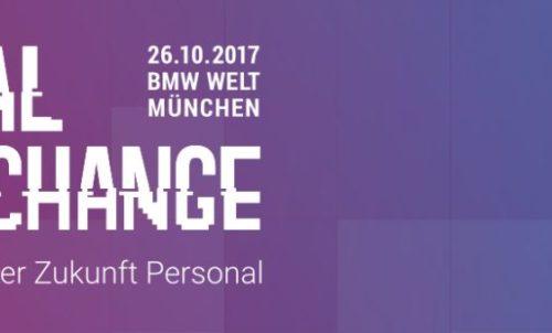HR neu denken – Digital Mind Change Konferenz am 26. Oktober in München