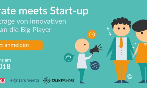 Innovative HR Startups auf der Online-Konferenz am 12.06.2018