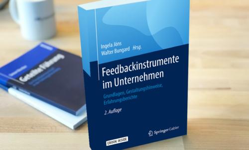 Aktuelle Publikation zur Zukunft von Feedback in Unternehmen