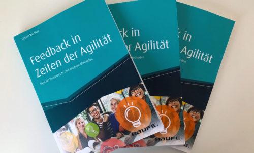 Feedback in Zeiten der Agilität – neues Buch im Haufe Verlag